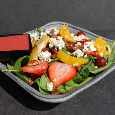 Island Salad (No Salmon) - EDIT